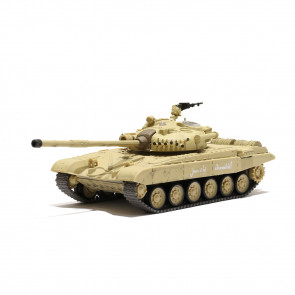 Waltersons 1/72nd Scale RTR RC Battle Tank, Iraqi T-72M1
