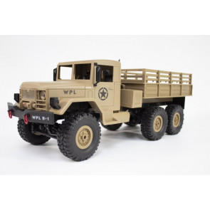 IMEX M35 6x6 1:16th Scale RTR 2.4GHz RC Truck - Tan