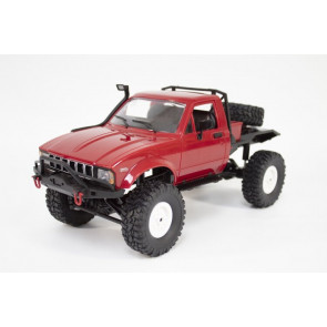 IMEX Hilux Desert Edition 4x4 1:16th Scale RTR 2.4GHz RC Truck - Red