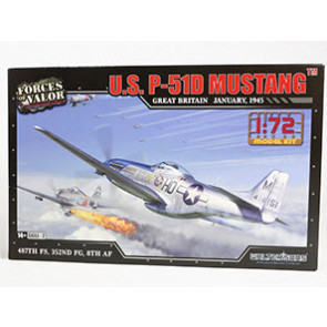 IMEX Forces of Valor 1:72 SCALE U.S. P-51D Mustang Plastic Kit