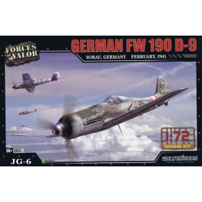 IMEX FORCES OF VALOR 1:72 SCALE GERMAN FW 190 D-9