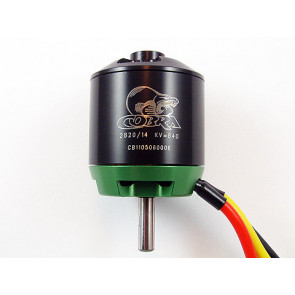 Cobra C-2820/14 Brushless Motor 840KV
