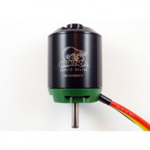 Cobra C-2826/12 Brushless Airplane Motor
