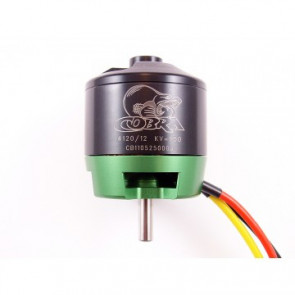 Innov8tive Designs Cobra C-4120/12 Brushless Airplane Motor Kv=850