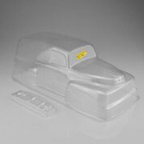 """JCONCEPTS 1/10 1951 Ford Panel """"Grandma"""" Clear Body: Stampede"""