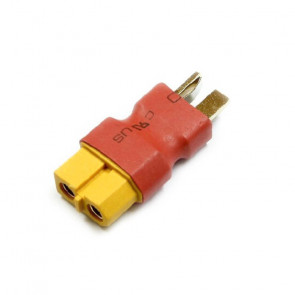 Graves RC Hobbies Deans Female to XT60 Male Connector