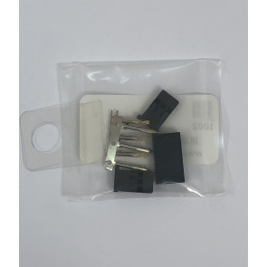 GRAVES RC HOBBIES KT JR CONNECTOR SET M/F