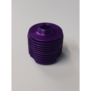 Lite Machines Purple Heat Sink