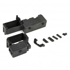 Losi Radio Tray & Gas Tank Mount: 1/5 DB XL