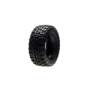 LOSI Nomad Left & Right Tire Set, Firm (2): 5IVE-T