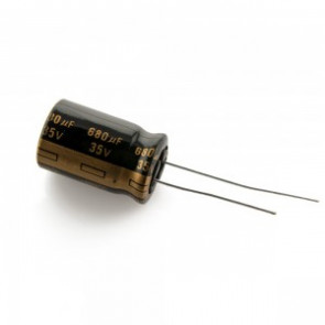 LUMENIER Panasonic 35V 680uF LOW ESR Capacitor