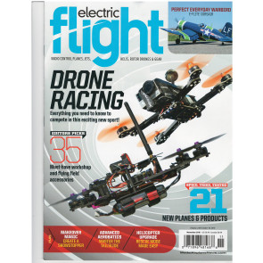 Electric Flight Magazine, November 2016