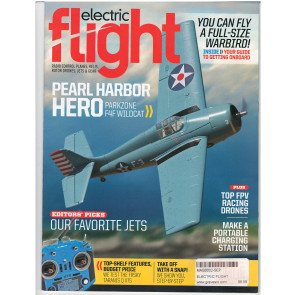 Electric Flight Magazine - September 2018