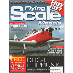 Flying Scale Models Magazine - August 2018
