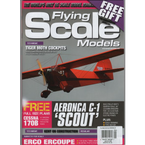 Flying Scale Models Magazine - January