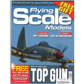 Flying Scale Models Magazine - October 2018