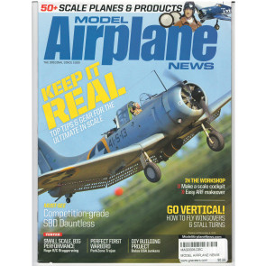 Model Airplane News Magazine -  December 2018