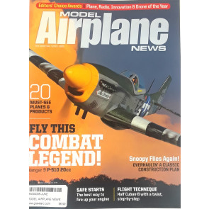 MODEL AIRPLANE NEWS JUNE ISSUE