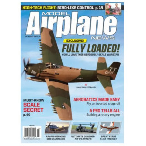 MODEL AIRPLANE NEWS MAGAZINE MARCH 2021