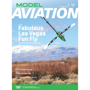 MODEL AVIATION AMA JULY 2019