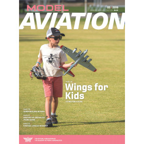 MODEL AVIATION AMA MAY 2019