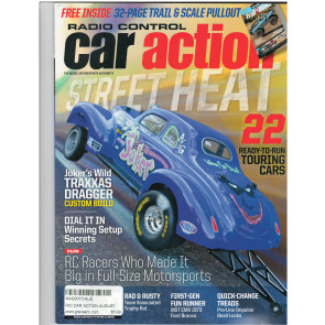 RC Car Action Magazine - August 2018