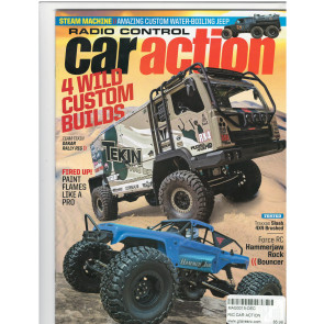 RC Car Action Magazine - December 2018
