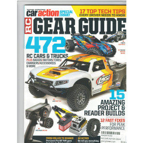 RC Car Action Gear Guide Annual Magazine
