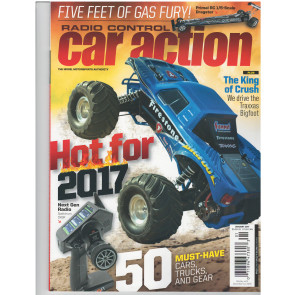 R/C CAR ACTION JANUARY