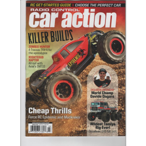 R/C CAR ACTION MAGAZINE MARCH 2019