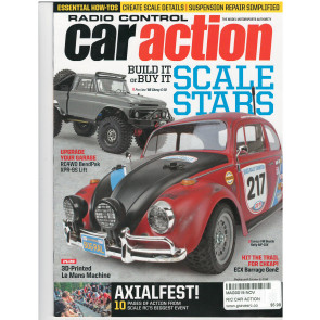 RC Car Action Magazine - November 2018