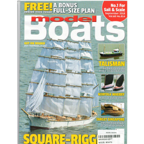 Model Boats Magazine - September 2018