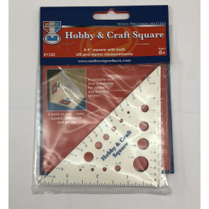MIDWEST HOBBY & CRAFT SQUARE