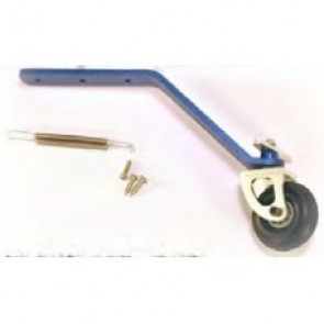 MIRACLE RC 120CC Tail Wheel Assembly