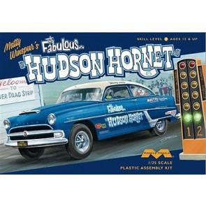 MOEBIUS MODEL 1/25 1954 Husdon Hornet Special JR Stock Car