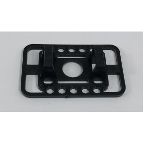 Millennium RC X-Fuse Battery Mount, Black, No Hardware