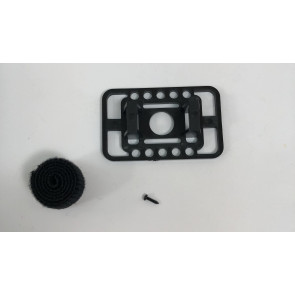 MRCXFBMBLK MILLENNIUM RC X-FUSE BATTERY MOUNT BLACK