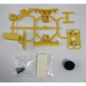 MRCXFSY MILLENNIUM RC X-FUSE SET YELLOW (WITHOUT TAIL GEAR)