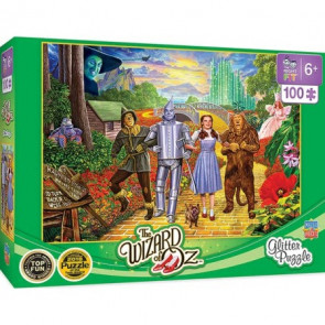 MASTERPIECES PUZZLES The Wizard of Oz Puzzle (100pc)