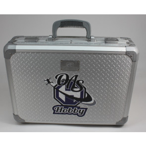 OAS Hobby Aluminum Carrying Case Stealth 330