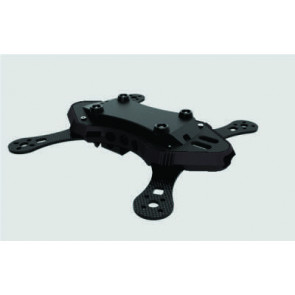 Oas Hobby 230 Wasp Quadcopter Frame, Black