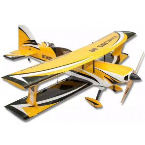 PRECISION AEROBATICS Ultimate AMR 60 with IPAs Power Package - Yellow