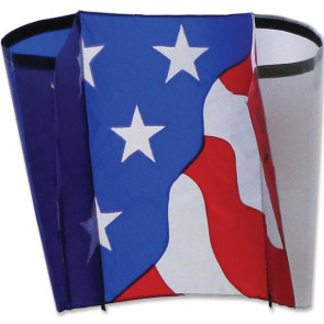 Premier Kites Power Sled 10 Kite - Patriotic