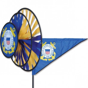 Premier Kites & Designs Windspinner, Coast Guard