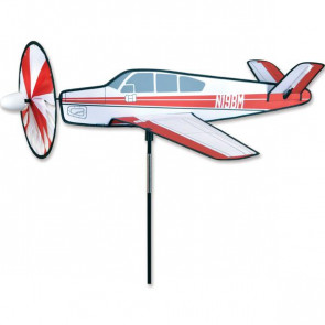 PREMIER KITES Airplane Spinner - V-Tail Civilian