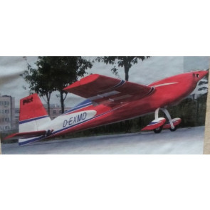 "PILOT RC 107"" Extra 300 - Red"