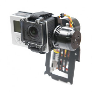 QAV QUICK MOUNT BRUSHLESS GIMBAL PNP