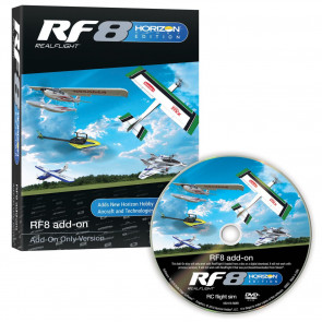REAL FLIGHT 8 Horizon Hobby Edition Add-On