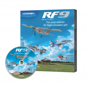 RealFlight RF9 Flight Simulator Software Only