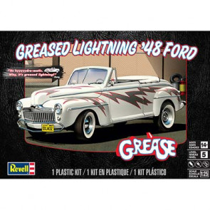 Revell 1/25 Greased Lightning 1948 Ford Convertible